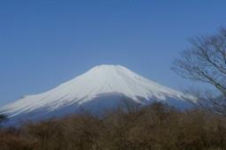 4月28日の富士山