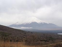 4月30日の富士山