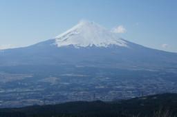富士山と御殿場