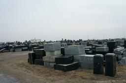 荒浜-墓地の風景.JPG