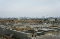 荒浜ー基礎のみが残る風景.JPG