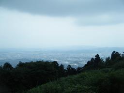 ヤビツ峠の休憩所