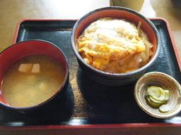 えびす食堂のカツ丼