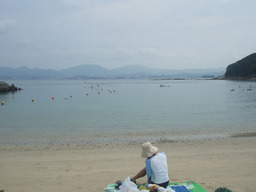 江津良海水浴場