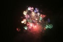 きれいな花火